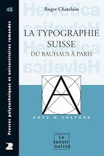 Télécharger cet ebook : La typographie suisse du Bauhaus à Paris