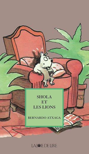Téléchargez le livre :  Shola et les lions