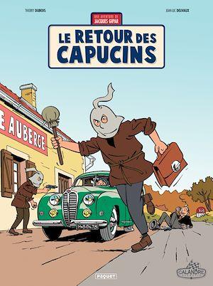 Téléchargez le livre :  Une aventure de Jacques Gipar T2
