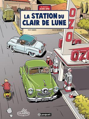 Téléchargez le livre :  Une Aventure de Jacques Gipar T6