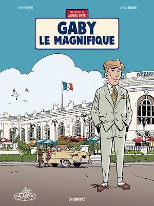 Téléchargez le livre :  Une Aventure de Jacques Gipar T7