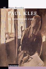 Télécharger cet ebook : Paul Klee