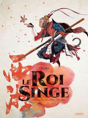 Téléchargez le livre :  Le Roi Singe T1