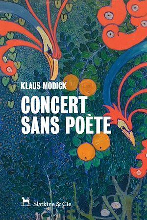 Téléchargez le livre :  Concert sans poète