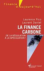 Télécharger le livre :  La finance carbone