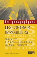 Télécharger le livre :  Les contrats immobiliers