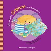 Télécharger le livre : Que cherche Galette dans la maison ?