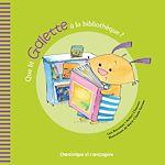 Télécharger cet ebook : Que lit Galette à la bibliothèque ?