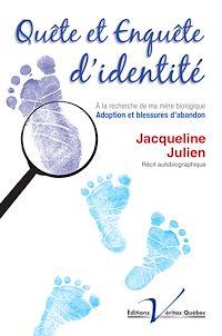 Télécharger le livre : Quête et enquête d'identité