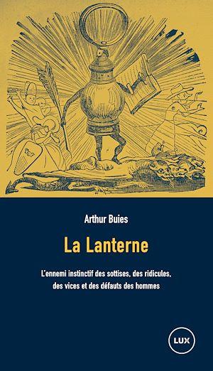 Téléchargez le livre :  La Lanterne