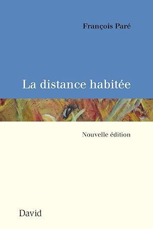 Téléchargez le livre :  La distance habitée