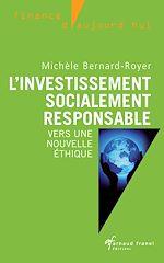 Télécharger le livre :  L'investissement socialement responsable