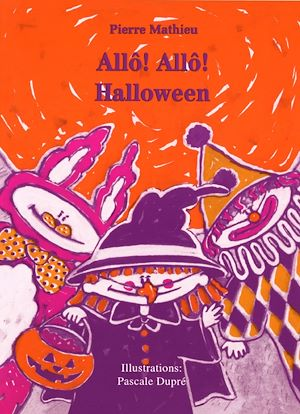 Allo Allo Halloween Album Jeunesse Ebook
