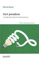 Télécharger le livre :  Vert paradoxe