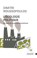 Télécharger le livre :  L'écologie politique