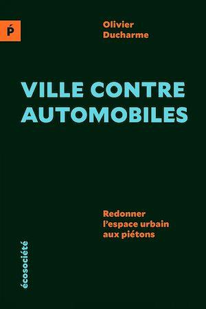 Téléchargez le livre :  Ville contre automobiles