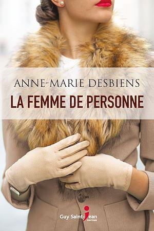 Téléchargez le livre :  La femme de personne