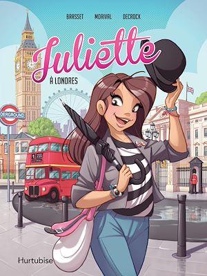 Téléchargez le livre :  Juliette à Londres - La BD