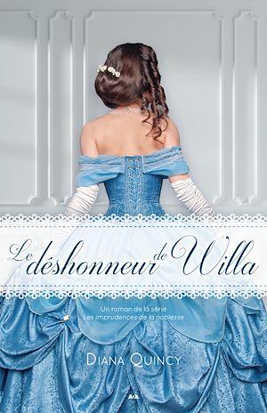 Téléchargez le livre :  Le déshonneur de Willa