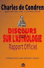 Télécharger le livre :  Discours sur l'astrologie
