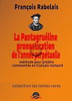 Télécharger le livre :  La Pantagruéline pronostication de l'année perpétuelle