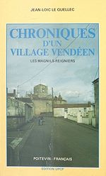 Télécharger le livre :  Chroniques d'un village vendéen : Les Magnils-Reigniers