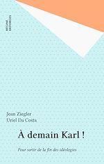 Télécharger le livre :  À demain Karl !