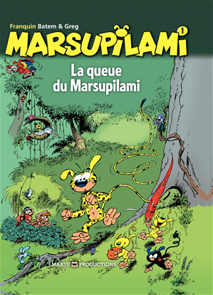 Téléchargez le livre :  Marsupilami Tome 1 - La queue du Marsupilami