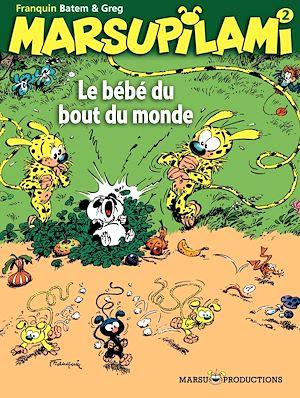 Téléchargez le livre :  Marsupilami - Tome 2 - Le bébé du bout du monde