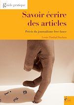 Télécharger le livre :  Savoir écrire des articles