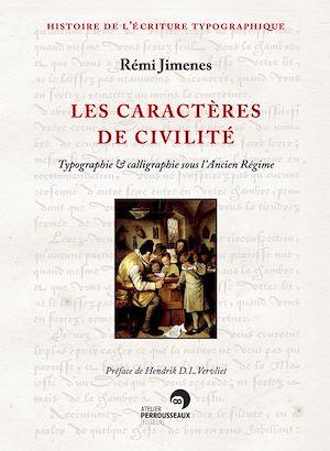Téléchargez le livre :  Les caractères de civilité