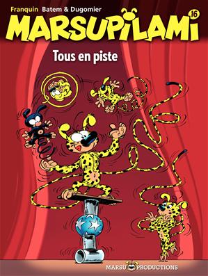 Téléchargez le livre :  Marsupilami Tome 16 - Tous en piste