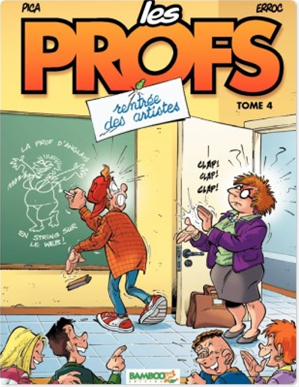 Téléchargez le livre :  Les Profs - Tome 4 - Rentrée des artistes