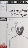 Téléchargez le livre numérique:  La prospérité de l'entropie