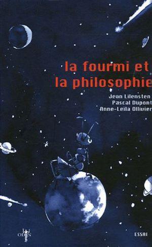 Téléchargez le livre :  La fourmi et la philosophie
