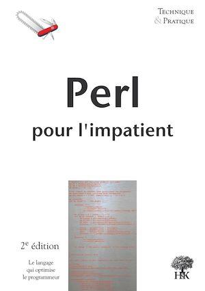 Téléchargez le livre :  Perl pour l'impatient