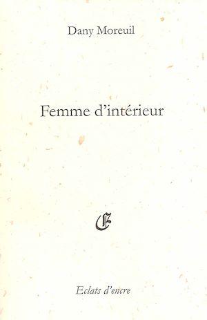 Téléchargez le livre :  Femme d'intérieur