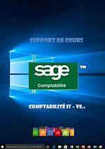 Télécharger le livre :  J'apprends à me servir de Sage Comptabilité I7 v8