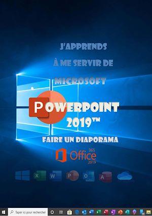 Téléchargez le livre :  J'apprends à me servir de Powerpoint 2019