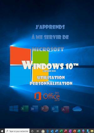Téléchargez le livre :  J'apprends à me servir de Windows 10. 2e éd.