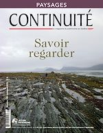 Télécharger le livre :  Continuité. No. 138, Automne 2013