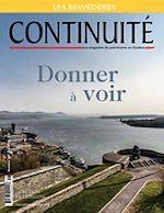 Télécharger le livre :  Continuité. No. 149, Été 2016