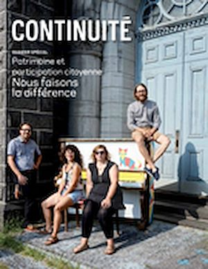 Téléchargez le livre :  Continuité. No. 158, Automne 2018