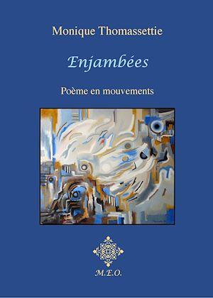 Téléchargez le livre :  Enjambées : Poèmes en mouvements - Diptyque I