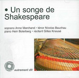 Téléchargez le livre :  Un Songe de Shakespeare