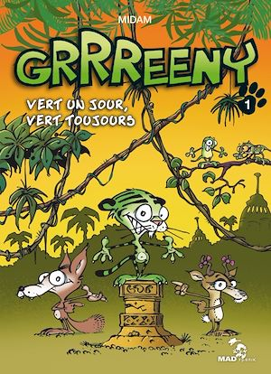 Téléchargez le livre :  Grrreeny - Tome 01