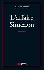 Télécharger le livre :  L'affaire Simenon