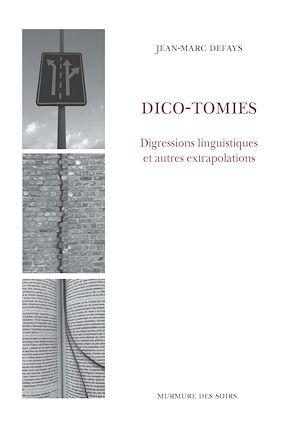 Téléchargez le livre :  Dico-tomies
