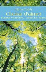 Télécharger le livre :  Choisir d'aimer