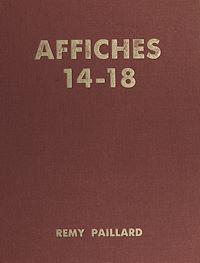 Télécharger le livre : Affiches 14-18